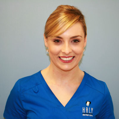 Ms. Chloe Sheehan Dental Nurse RDN