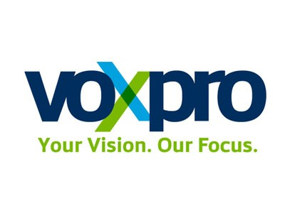 Voxpro logo