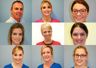 haly dental care team