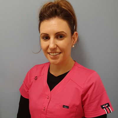 Amanda Carroll - Dental Hygienist